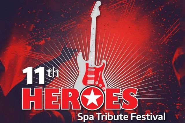 Heroes Spa Tribute Festival - 11e édition | © Heroes Spa Tribute Festival
