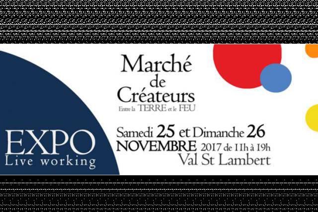 Marché de Créateurs - Val Saint-Lambert