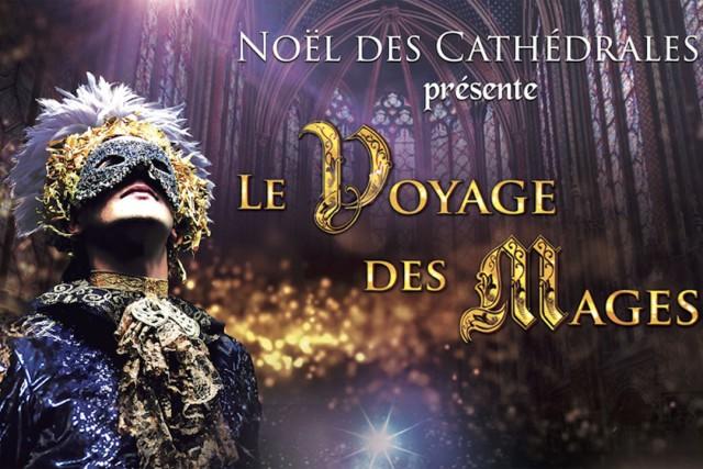 Noël des Cathédrales : Les Trois Mages | © Les Nocturnales – Noël des Cathédrales : Les Trois Mages