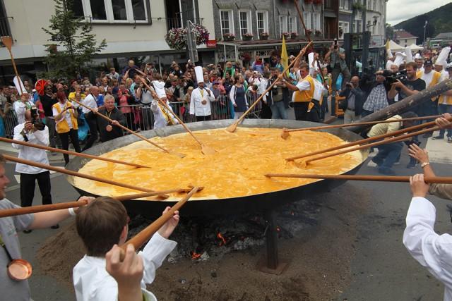 Omelette Géante de Malmedy   © FTPL - Patrice Fagnoul
