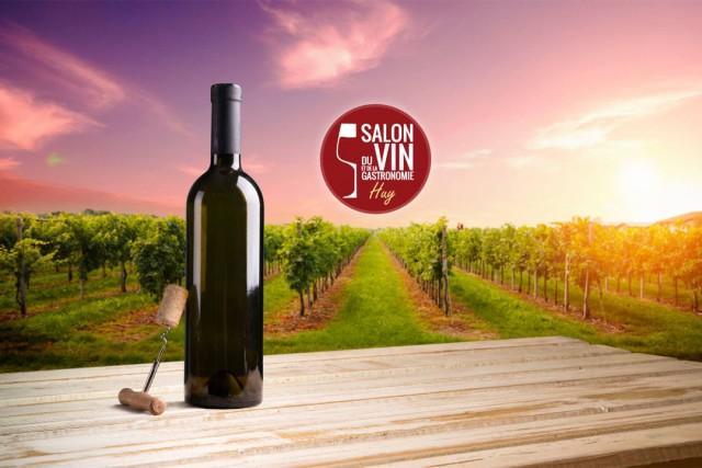 Messe für Wein und Gastronomie - Huy   © Salon du vin et de la gastronomie de Huy