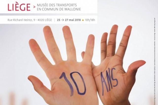 Salon du Volontariat - Musée des Transports à Liège | ©