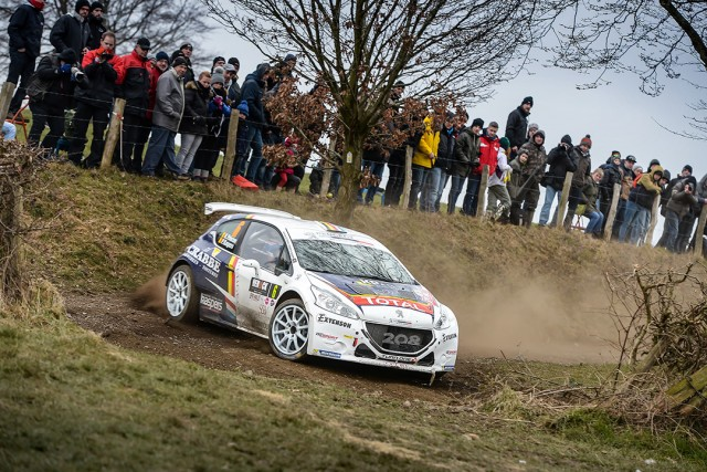Spa Rally 2018   © J.Godin