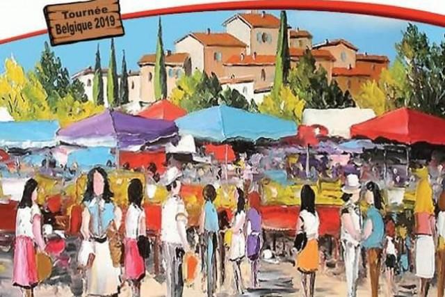 Village provençal - Huy | © Le Village Provençal
