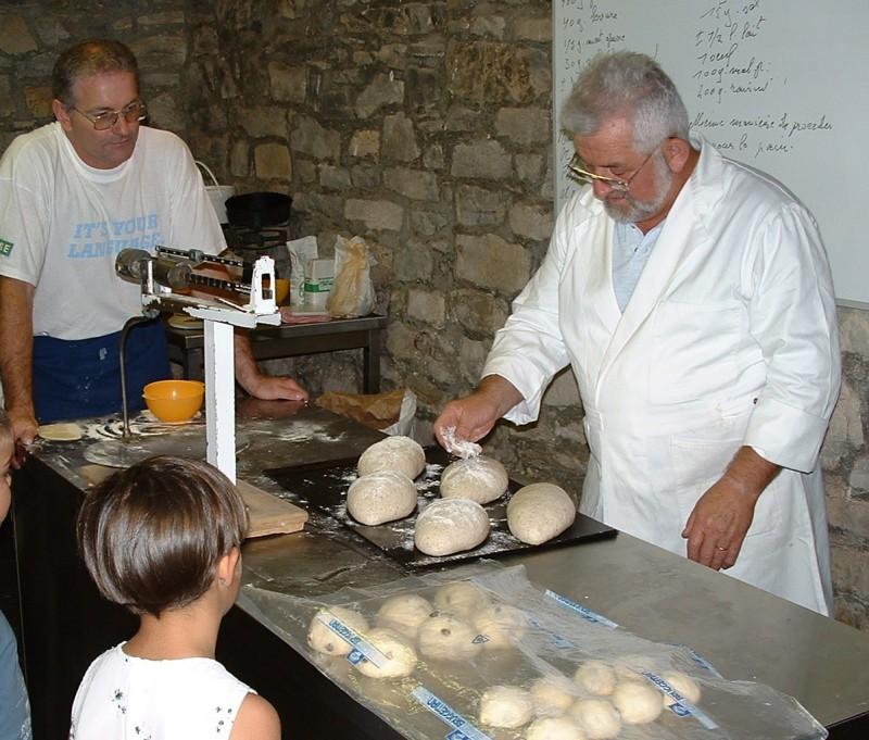 Le musée de la meunerie et de la boulangerie © BWéry DTVL