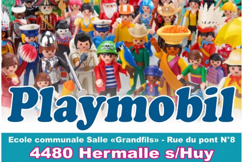 4e Expo-Vente Playmobil - Hermalle-sous-Huy