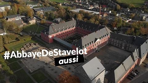 Abbaye de Stavelot #aussi