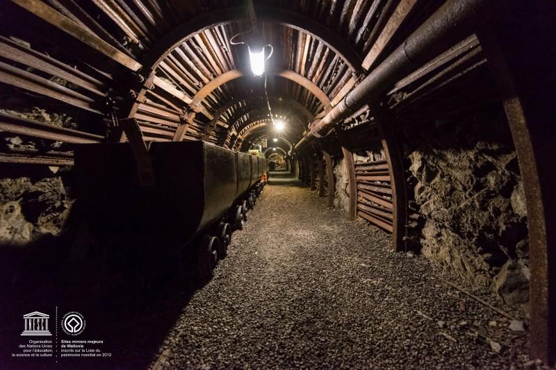 Blegny-Mine, Patrimoine mondial de l'UNESCO