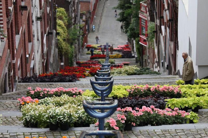 Bueren en Fleurs à Liège