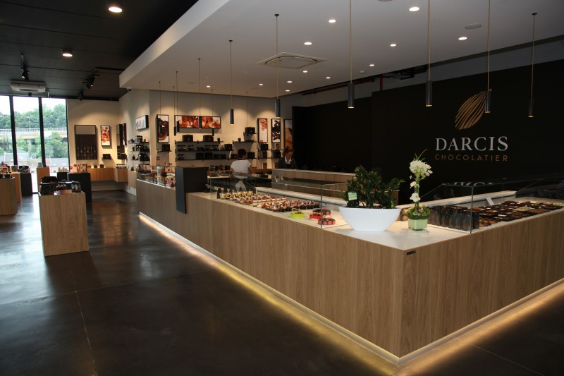 Chocolaterie Darcis - Boutique