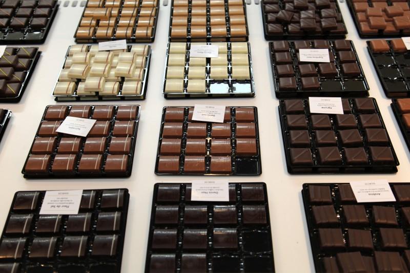 Chocolaterie Darcis - Boutique - Chocolats