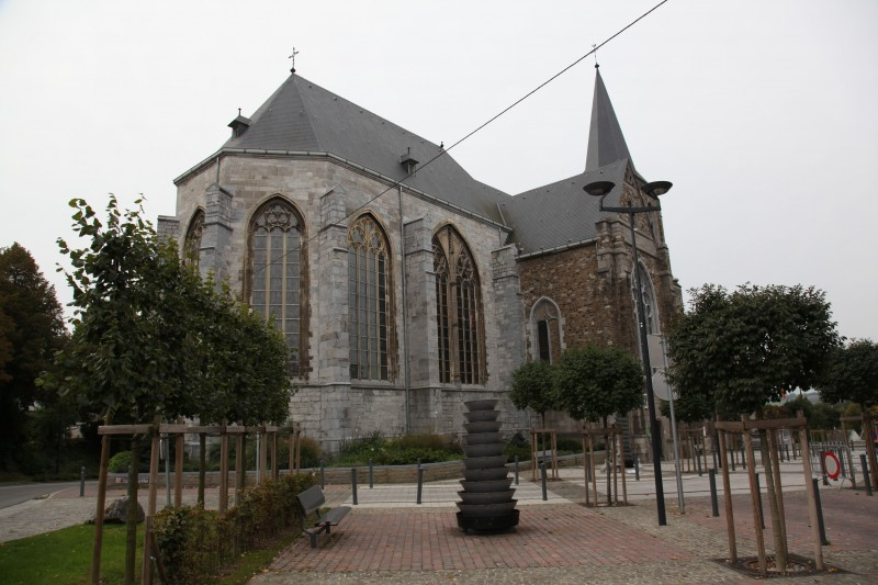 Collégiale Saint-Hadelin