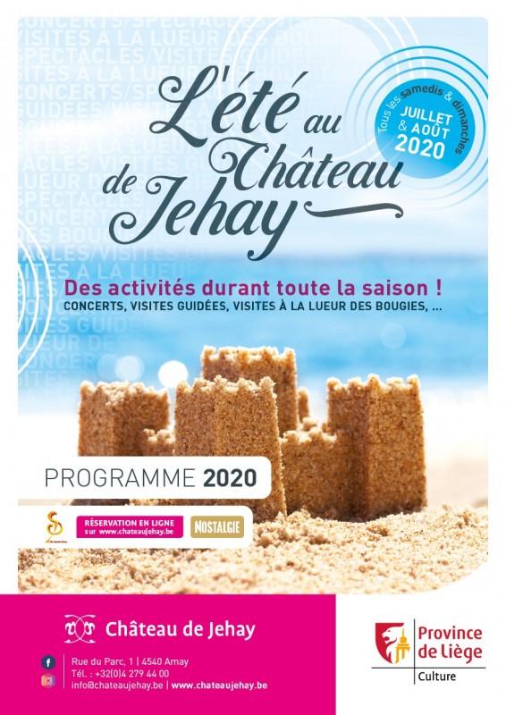 Jehay vous fait passer « L'Été au Château »