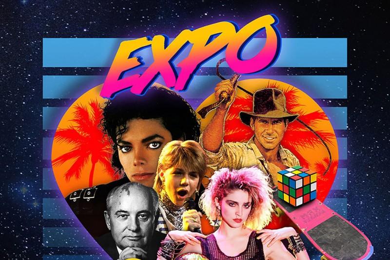 Expo Génération 80 - Liège
