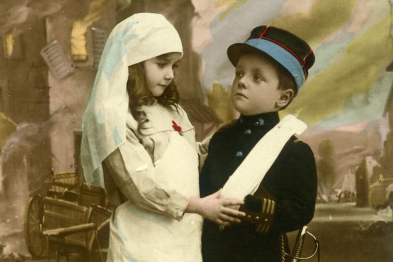 Expo : Gender@war 1914-1918 - Huy