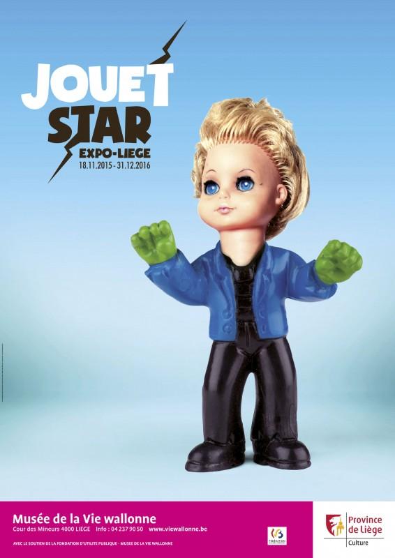 Expo Jouet Star - Musée de la Vie Wallonne