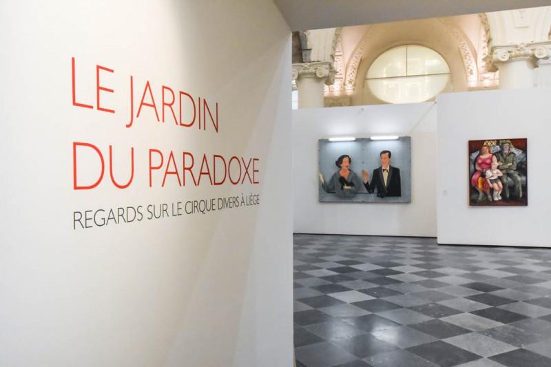 Exposition : Le jardin du Paradoxe