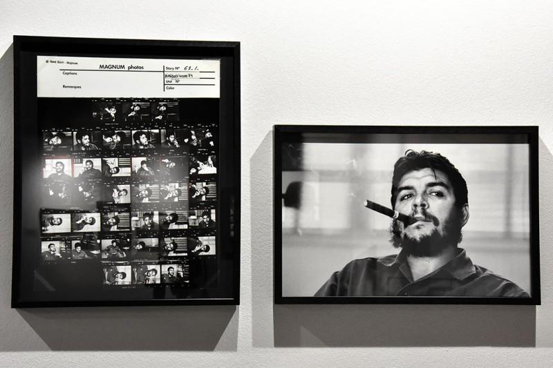 Exposition Magnum à Stavelot