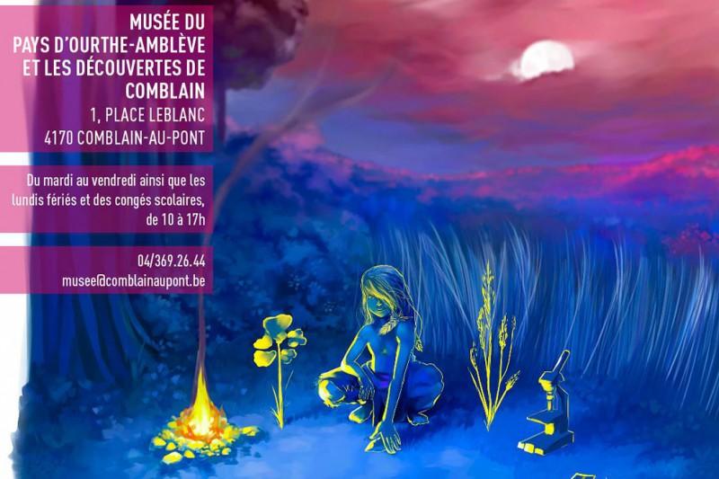 Exposition Neandertal, l'Européen à Comblain-au-Pont