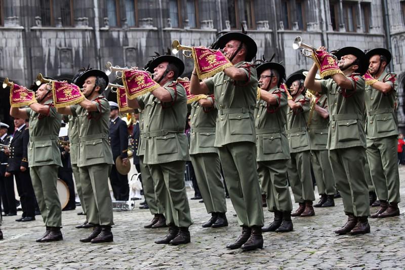 Festival international de musiques militaires