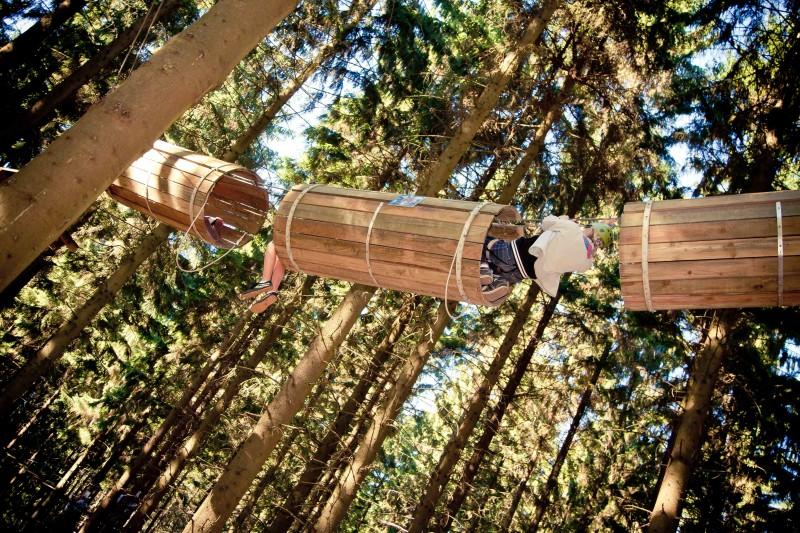 Forestia - Parc aventure