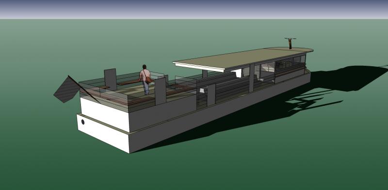Futur nouveau bateau