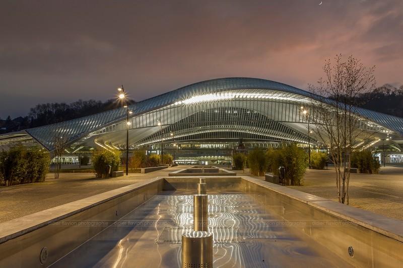 Gare des Guillemins de Liège