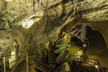 Grottes de Remouchamps ©JM Leonard