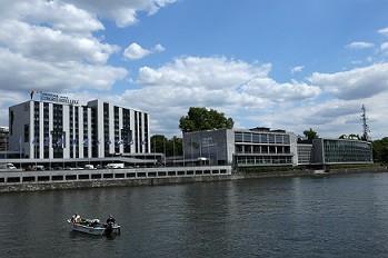 Le nouvel hôtel Van der Valk à Liège ©FTPL P. Fagnoul