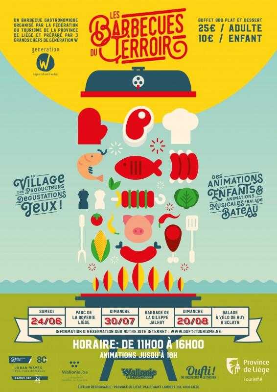 Les Barbecues du Terroir 2017