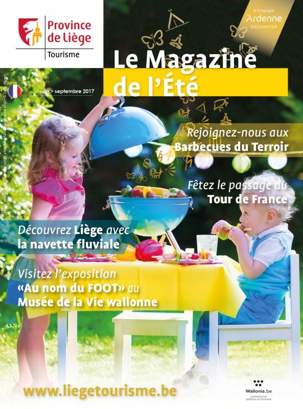 Magazine de l'été 2017