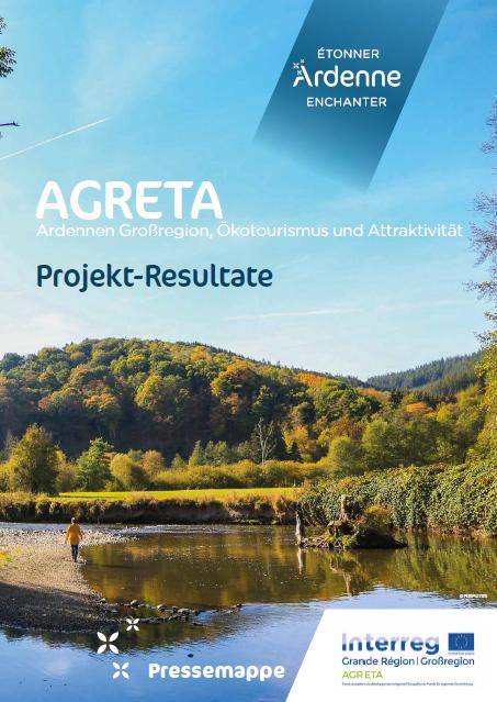 PRESSEMAPPE - Clôture du projet AGRETA et inauguration de l'itinéraire équestre