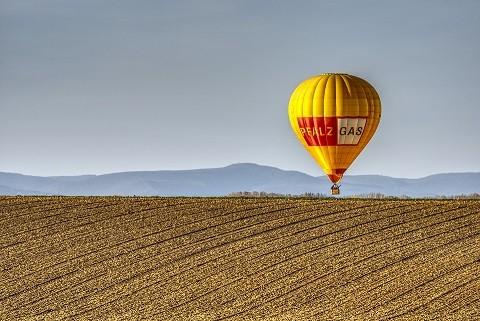 Montgolfière balloon © Pixabay