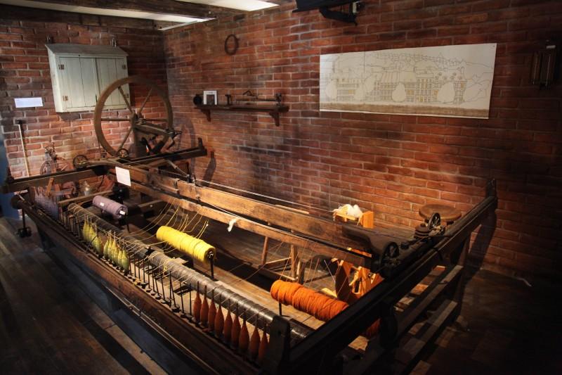 Musée de la laine - Verviers