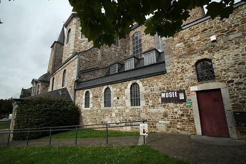 Musée d'Archéologie et d'art religieux à Amay ©FTPL P.Fagnoul