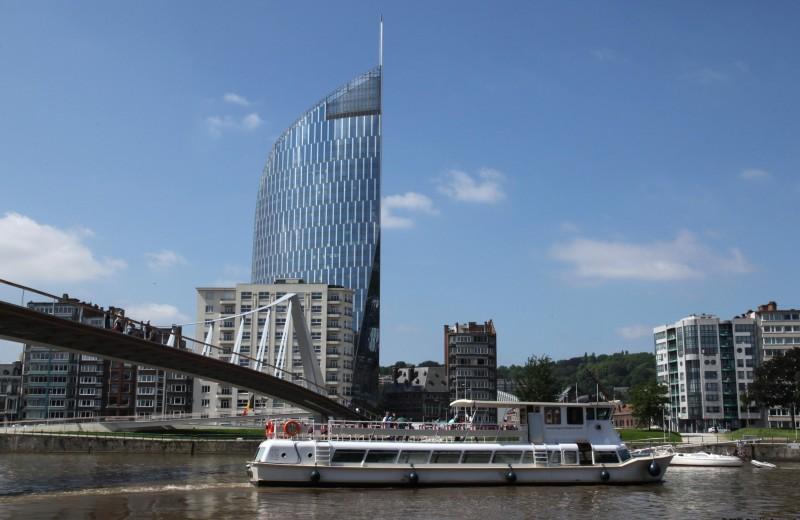 Navette fluviale de Noël - Liège
