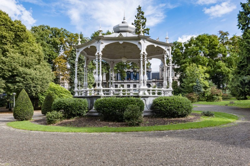 Parc de l'harmonie - Verviers