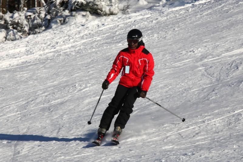 Piste de ski alpin - Ovifat