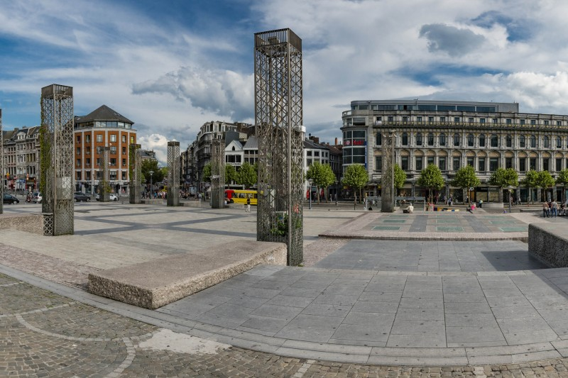 Place Saint-Lambert - Liège