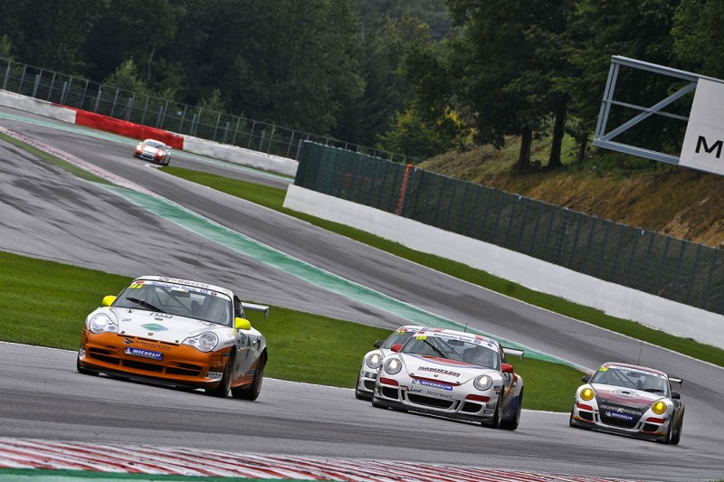 Porsche Days - Spa-Francorchamps