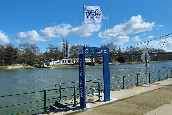 L'arrêt Guillemins au pied de la Belle Liégeoise @FTPL P.Fagnoul