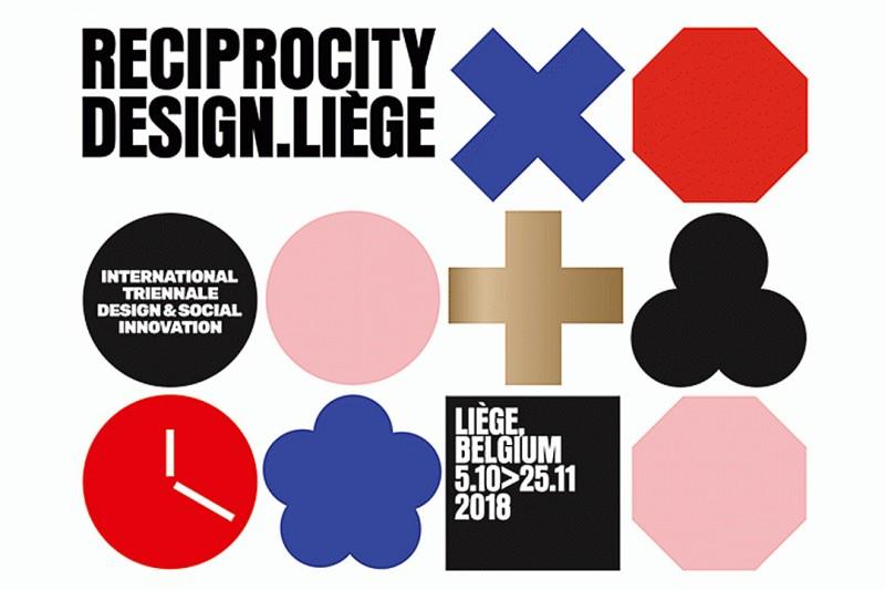 RECIPROCITY - Triennale du Design à Liège