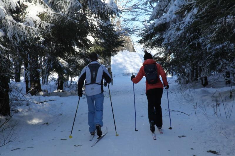 Piste de ski de Fond - Botrange