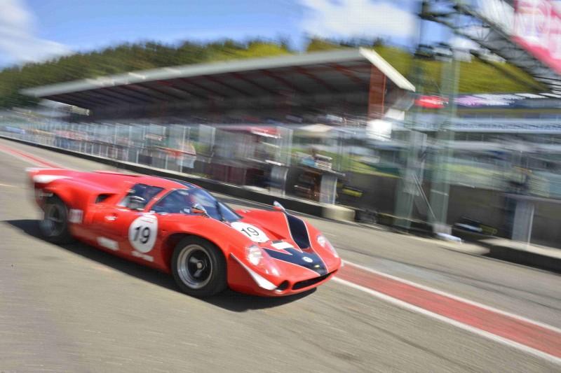 Spa Classic - Circuit de Spa-Francorchamps