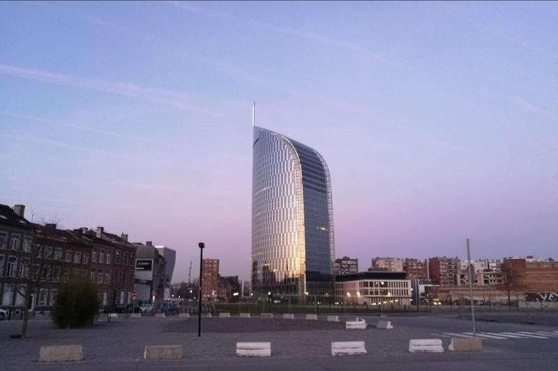 Tour des Finances de Liège