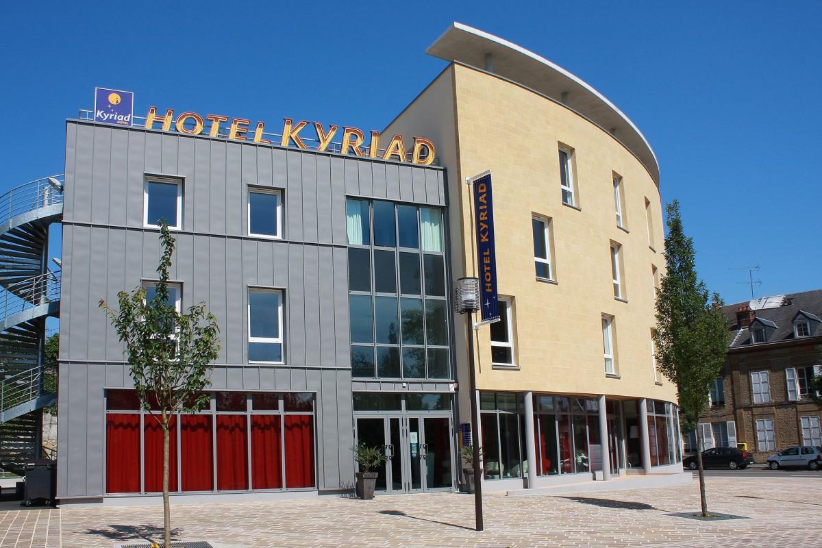 Hôtel Kyriad Charleville Mézières