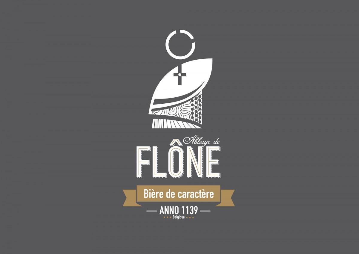 Bières Abbaye de Flône - Logo