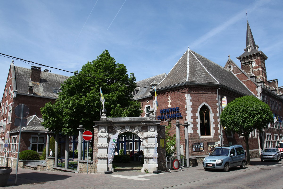 Antenne Touristique Maison du Tourisme du Pays de Herve - Visé