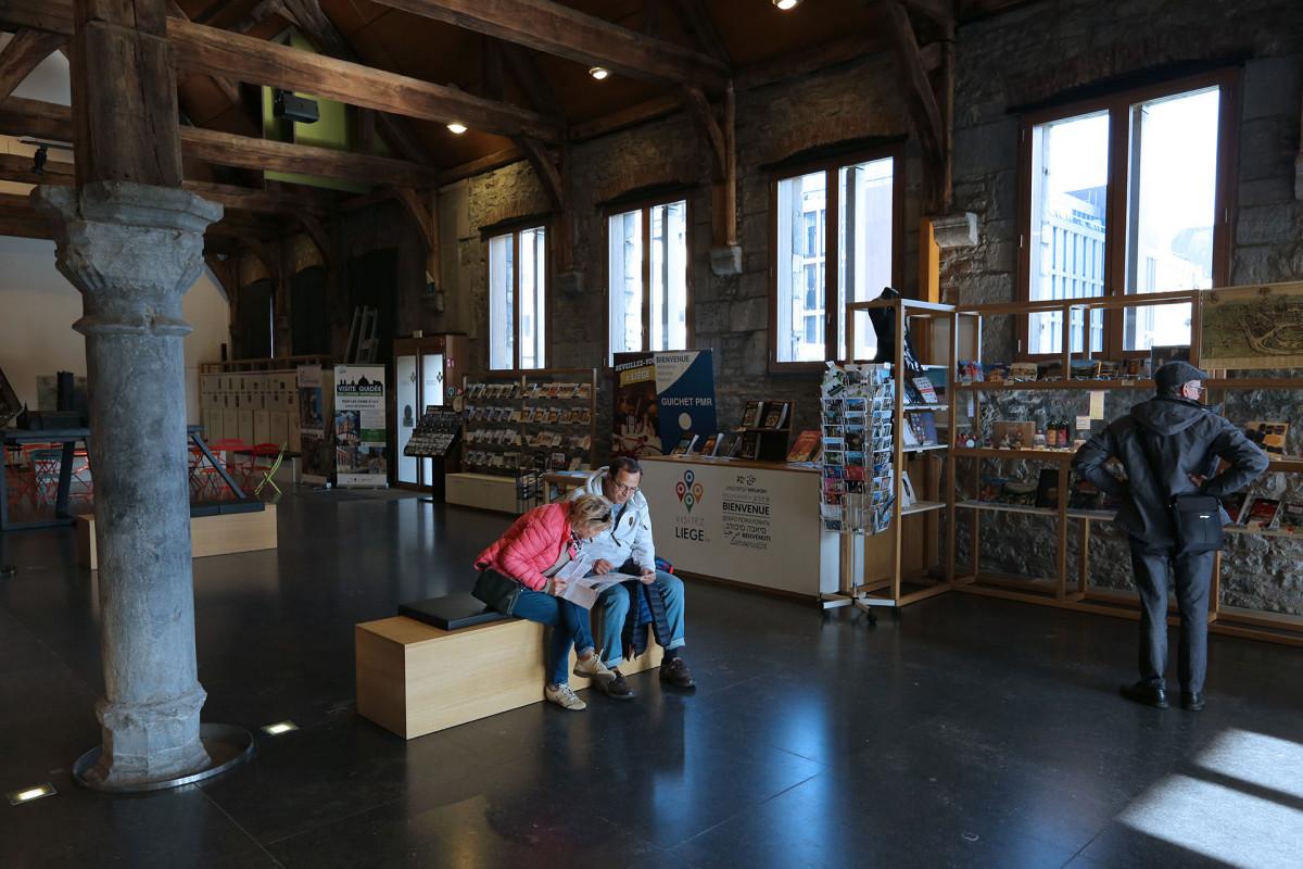 Office du Tourisme de Liège