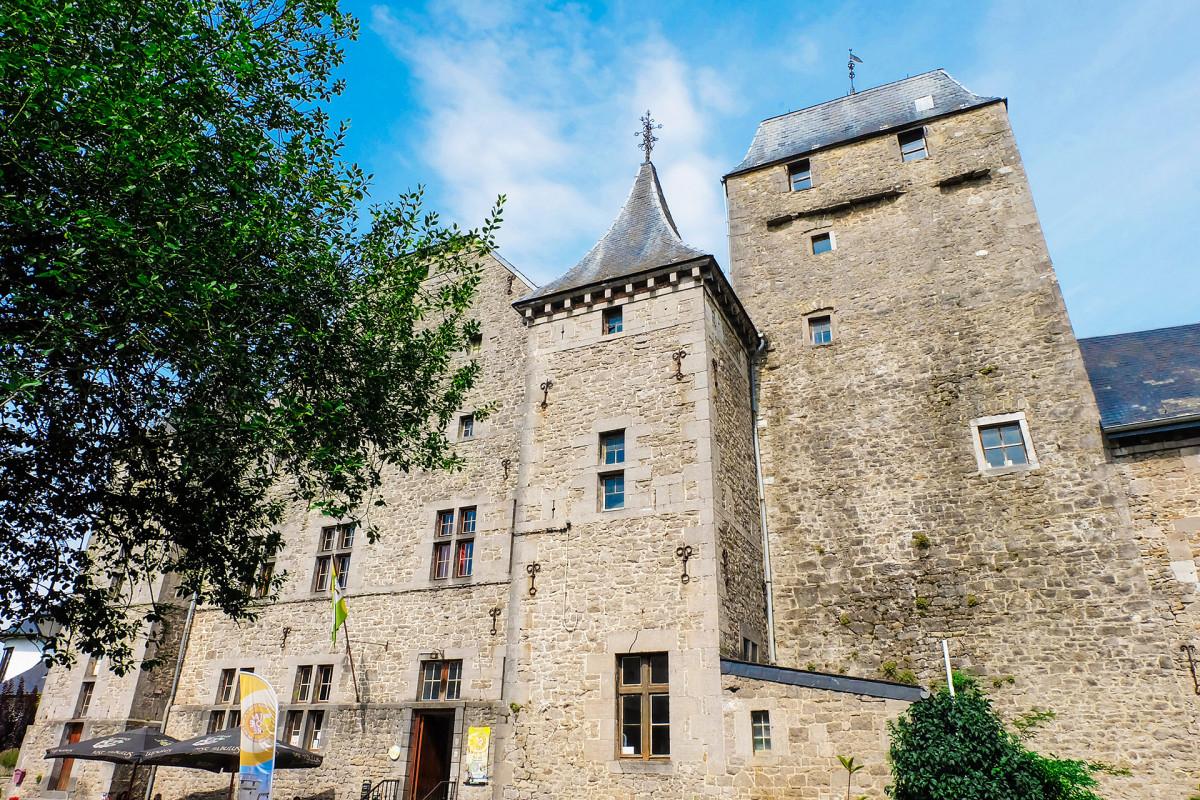 SI Anthisnes Avouerie Chateau 01 © Avouerie d'Anthisnes asbl